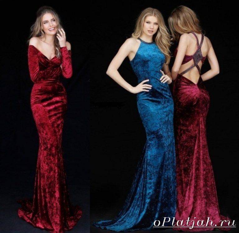 acb7adc798bc Sheryl Hill sametový samet stelesňuje najnovšie módne trendy pri vytváraní  krásnych šiat. Medzi nimi sú večerné šaty na podlahe otvoriť späťvyložené  ...